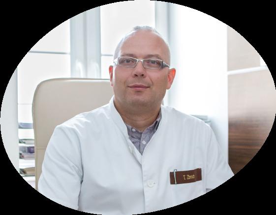 dr n. med. Tomasz Zbroch, klinka Artemida Białystok