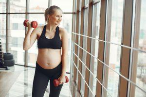 dieta i fitness w ciąży