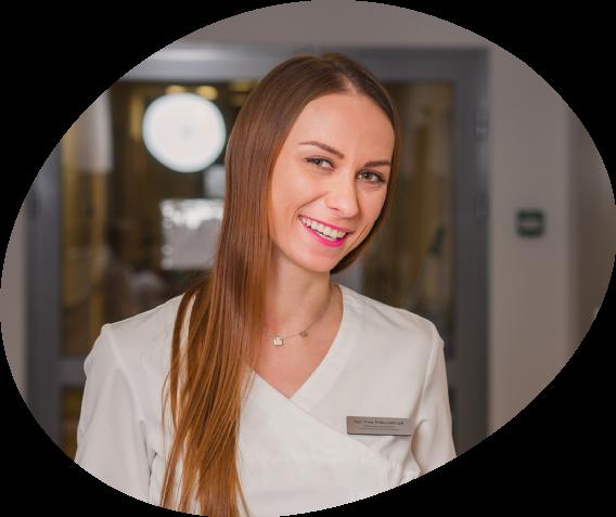 Ewa Połuszańczyk - embriolog kliniczny kliniki Artemida