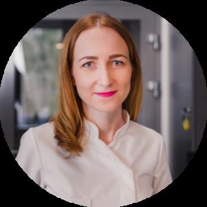 Marta Wasielak - embriolog kliniczny Kliniki Artemida w Olsztynie